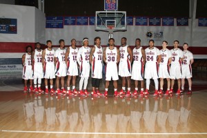 2015 - 2016 Patriot Men's Basketball