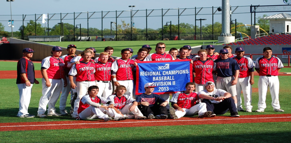 ABC Baseball Regional Champs