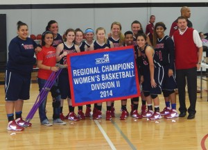 Lady Patriots Win NCCAA SW Regional Tournamen…