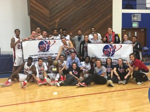 Men and Womens Basketball National Champions!…