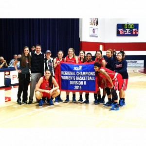 Lady Patriot Basketball Back2Back2Back Region…