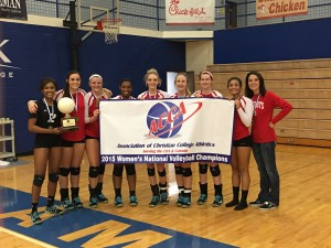Lady Patriot Volleyball Brings Home Another N…