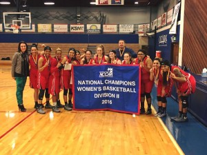 Women's Basketball Claim Back-2-Back NCCAA Ti…